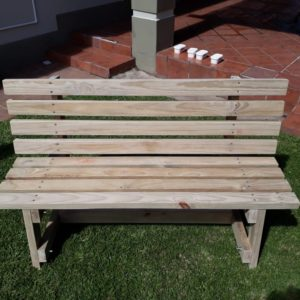 Bench by Up with Downs